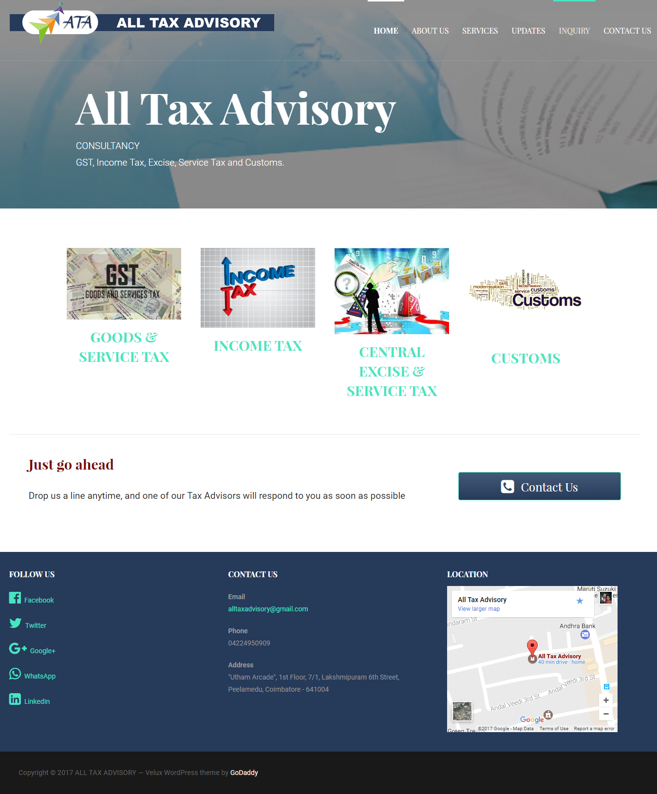 ALL TAX ADVISORY