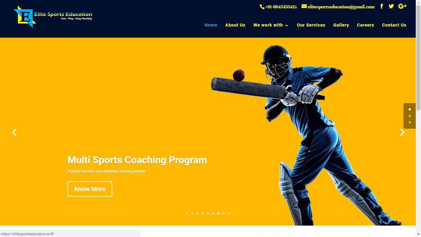 Elite Sports Education