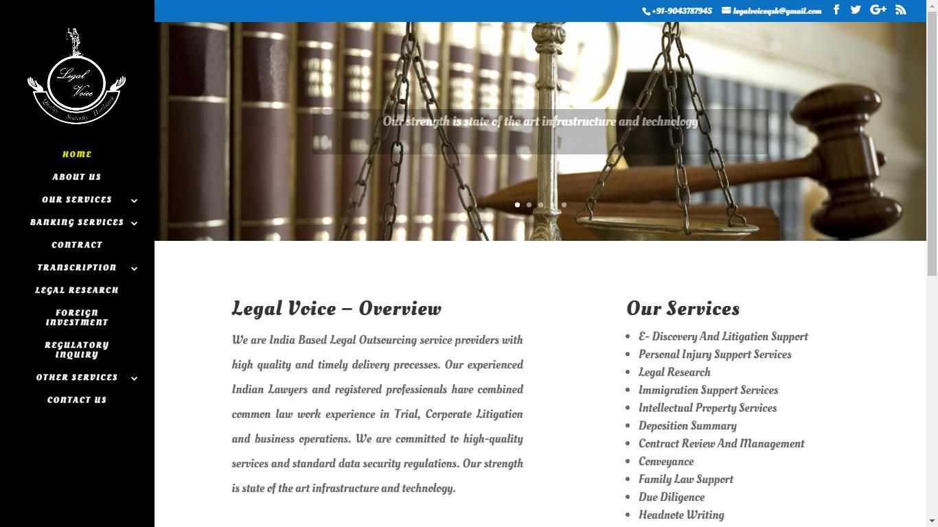Legal Voice
